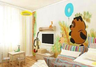 Как выбрать студию для росписи интерьера?