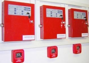 Пожарная сигнализация в зданиях